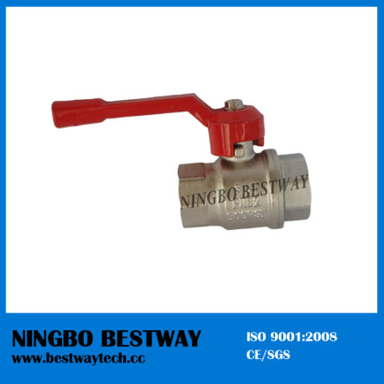 Brass Ball Valve with Aluminum Handle (BW-B30) pictures & photos