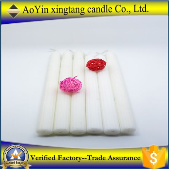 Wholesale White Wax Candle Household Candle by Candle Maker