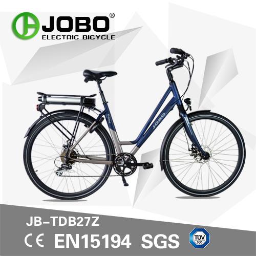 700c 2016 New Style Lithium Battery Electrc Bikes Electric Bicycle (JB-TDB27Z)