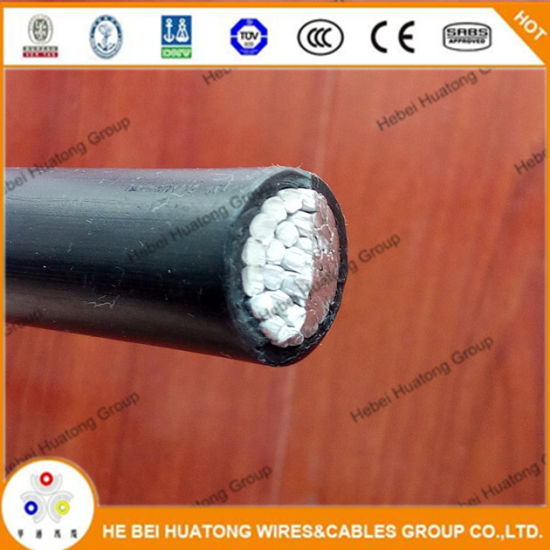 UL Wire Aluminum Conductor Xhhw/Xhhw-2 Cable pictures & photos