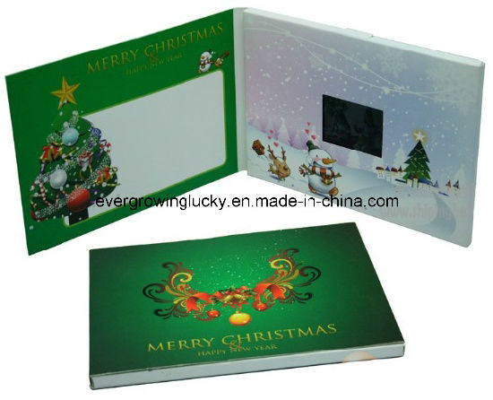 Cheapest Video Greeting Card for Promotion pictures & photos