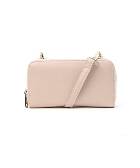 1a4c1f397bb Trendy PU Leather Ladies Fashion Zipper Purse Women Wallets with Detachable  Straps. Get Latest Price