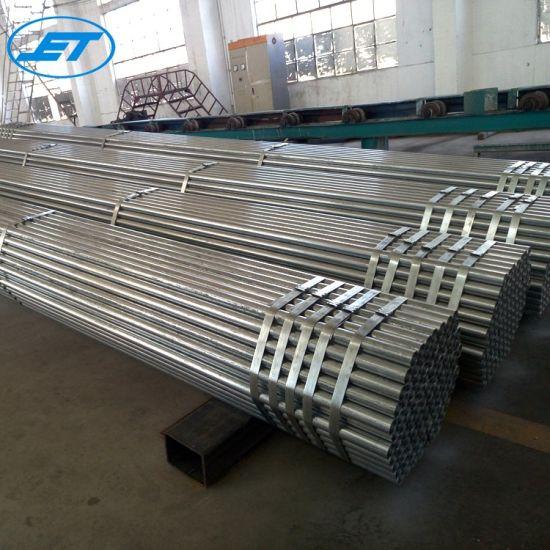 Guangzhou Manufacturers Scaffolding Galvanized Iron 3.75mm 3m Pipe