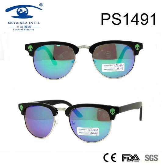 c3a3e89d12e China New Hot Sale PC Metal Bridge Sunglasses (PS1491) - China ...