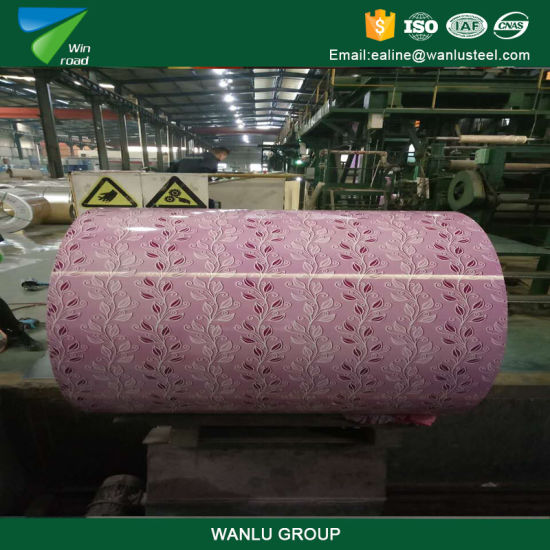 Good Price Ral Color Coated Steel Coil pictures & photos