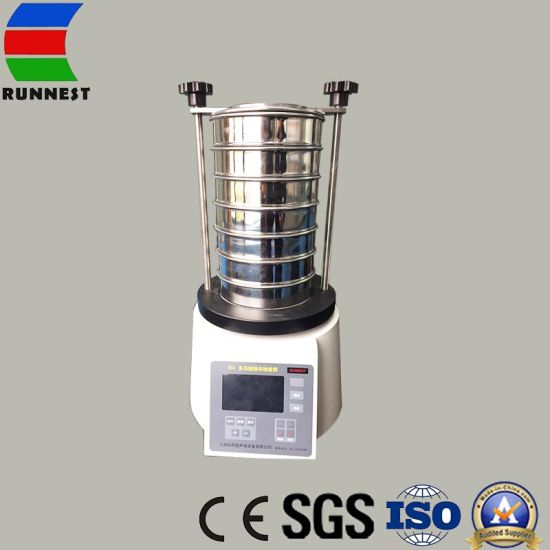 china laboratory vibrating sieve analysis shaker for testing rh runnest en made in china com