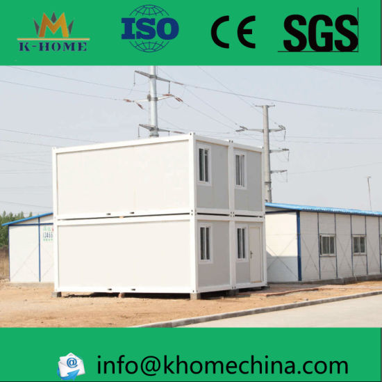 Eco Friendly Prefabricated Modular House