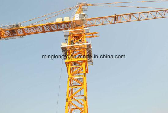 Competitive Construction Tower Crane (QTZ125 TC6018) -Max. Load: 10t