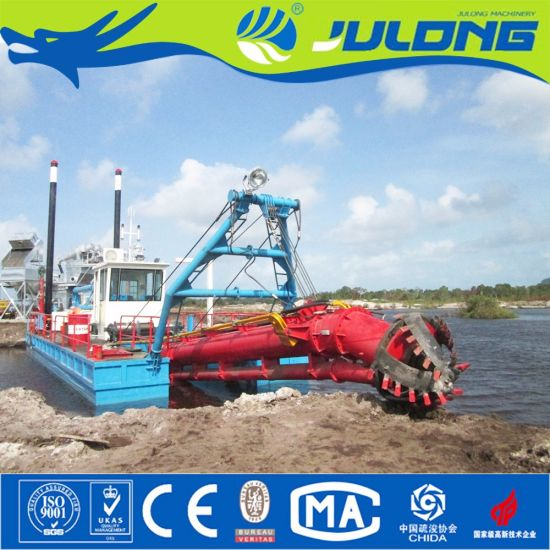 China 4500cbm Cutter Suction Dredger for Sale - China Dredge, Dredger