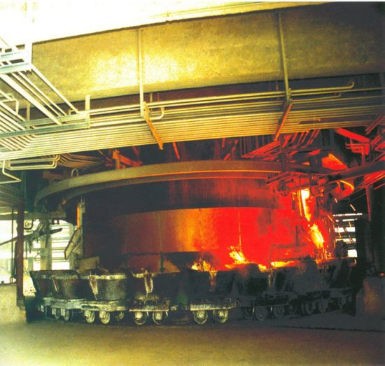 Ferroalloy Smelter Ladle Submerged Industrial Electric Arc Furnace