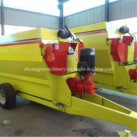 China Cattle Feeding Mixing Machine - China Poultry Feed