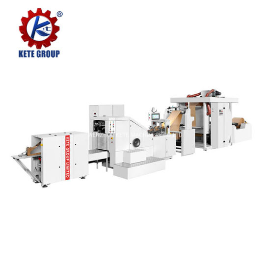 Paper Bag Making Machine with Printing Price