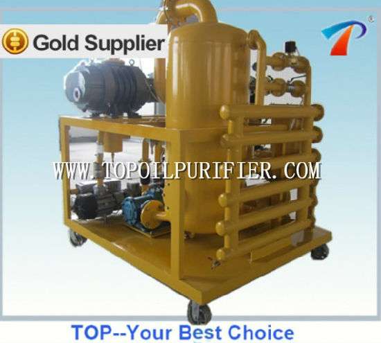 Customizable Vacuum Tech Transformer Oil Dehydration Plant (ZYD-30) pictures & photos