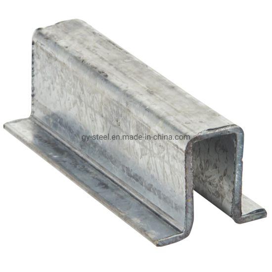 Pre-Zinc-Coated Galvanized Omega Type Profile