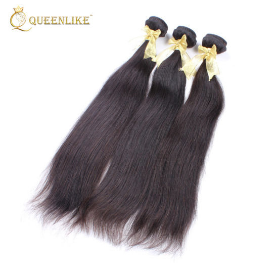 Wholesale Remy Top Grade Peruvian Straight Hair Extension