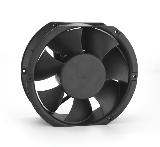 China 172X150X51mm Industrial Electric Axial Fan Blade Flow ...