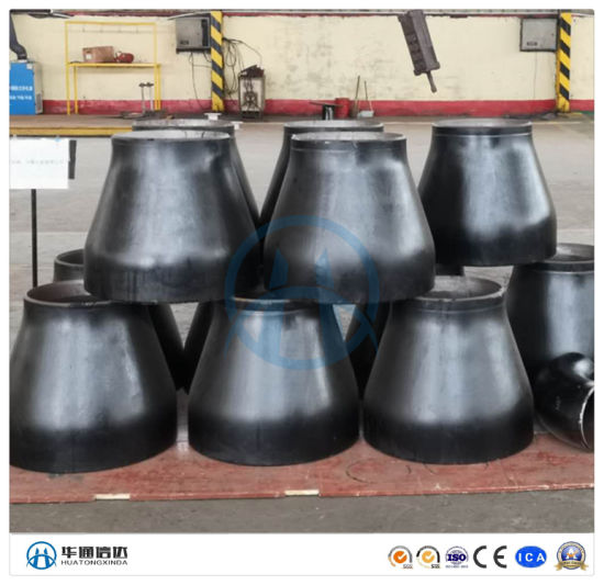 Carbon Steel Stainless Steel Welded Concentric Reducer Pipe Fittings