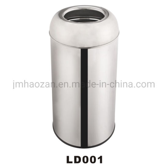 Stainless Steel Garbage Bin for Kitchen Waste Collection Big Volum pictures & photos
