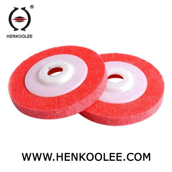 Non Woven Abrasive Grinding Wheel/Grinding Disc/Diamond Tool for Polishing