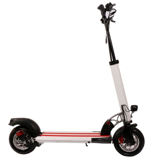 Wholesale Dual Dampers 500W Electric Scooters