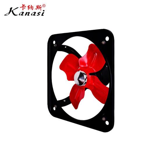 Kanasi OEM Industrial Kitchen Air Suction Extractor Exhaust Ventilation Fan Ventilator