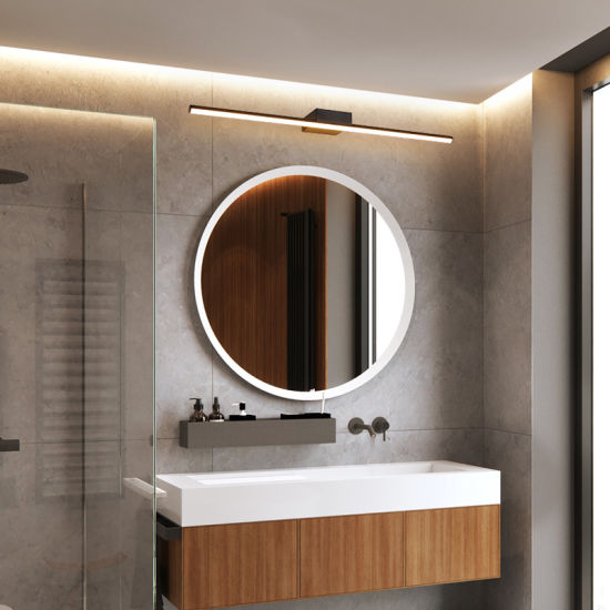 China Led Mirror Lamp Bathroom Nordic, Wall Lights For Bathroom