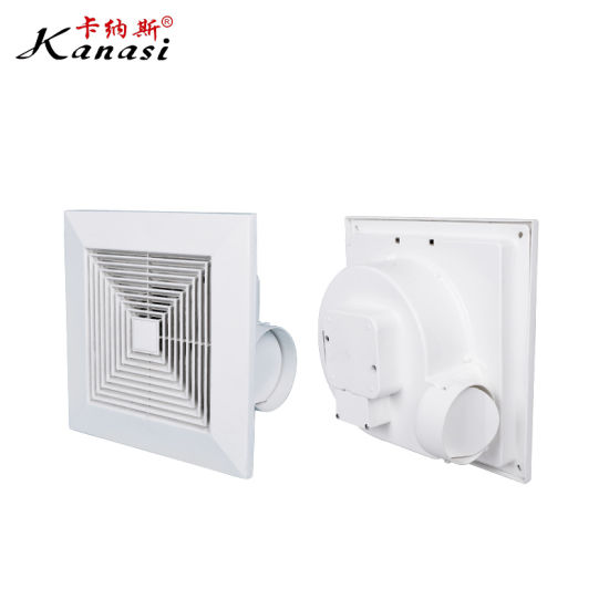 Electric Home Household Extractor Suction Bathroom Exhaust Ventilation Fan