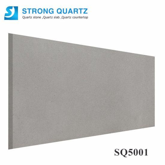 Wholesale Prefab Grey/White/Black/Blue/Yellow/Beige/Red Granite/Marble Looks Artificial Quartz Stone for Kitchen/Bathroom Countertops