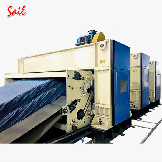 Nonwoven Polyester Felt Manufacturing Machine for Carpet