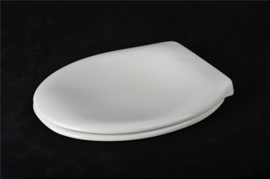 Soft Close White UF Toilet Seat Factory in China pictures & photos