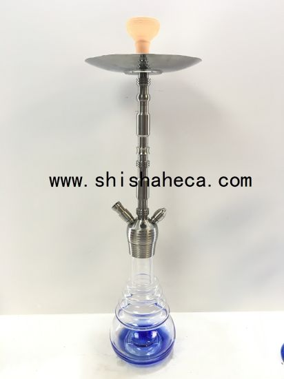 Best Quality Stainless Steel Shisha Nargile Smoking Pipe Hookah pictures & photos