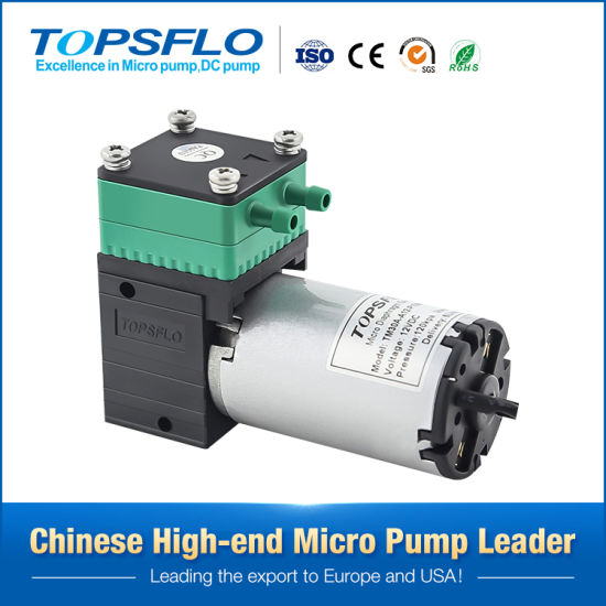china brush produce negative pressure inside the wound vacuum pump
