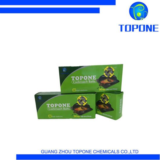 Topone Pesticide Chemical Product OEM Cockroach Killer Cockroach Bait