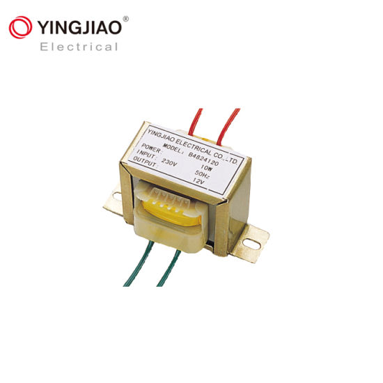 Yingjiao Excellent Quality 24V 3A 24V 12V Transformer pictures & photos