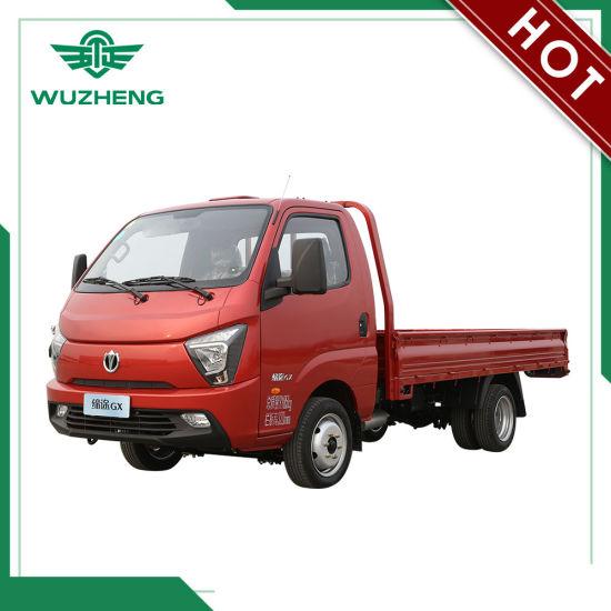 Waw 4*2 Diesel Mini Cargo Truck
