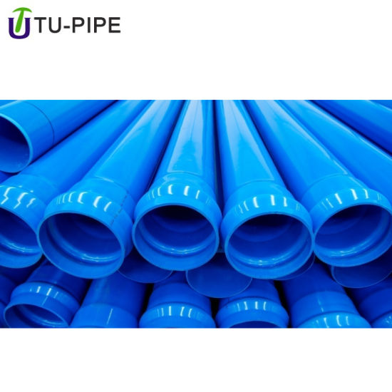 China Biaxially Oriented Polypropylene High Pressure Pipe