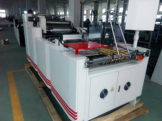 Single Feeder Window Patching Machine (GK-650T)