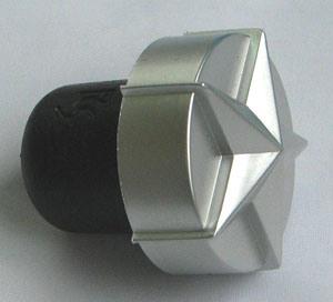 Plastic Cap Synthetic Cork Wine Bottle Stopper Tbpp19