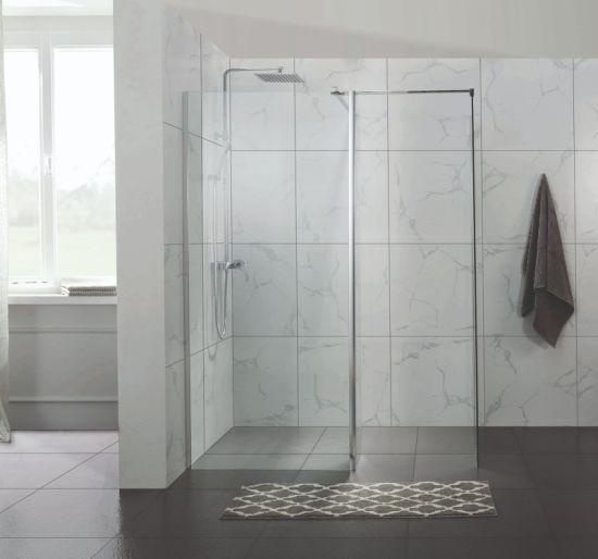 Frameless Walk in Shower Enclosure