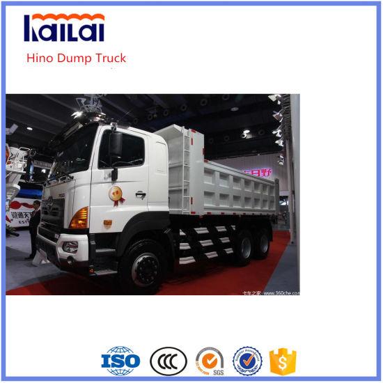 Hino Truck Hino Dump Truck 6X4 Hino Tipper Truck