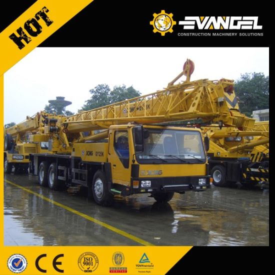 XCMG Qy25K-II/Qy25K5 Stocked 25t Truck Crane