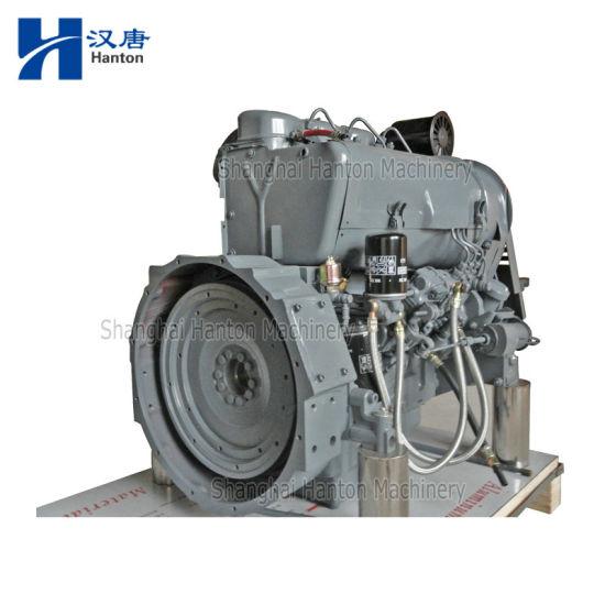 Deutz fire pump engines