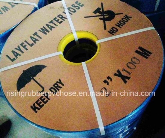 Water Irrigation Layflat PVC Hoses