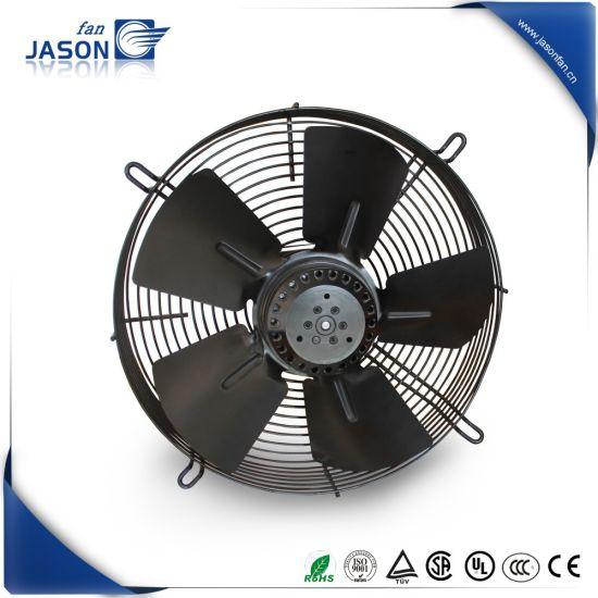 Diameter 300mm Power Transformer Cooling Fan Sickle Impeller Fan