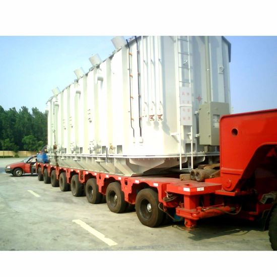 Multi Axles 150t Hydraulic Modular Truck Trailer pictures & photos
