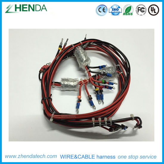 china industrial wire harness for electronic equipment china wire A Harness for 6.0 Spark Plug Wire Puller industrial wire harness for electronic equipment