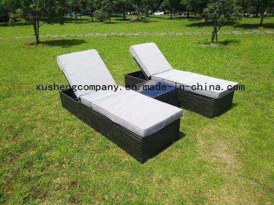 Garden Furniture Sofa Set Furniture Rattan Lounge Sofa