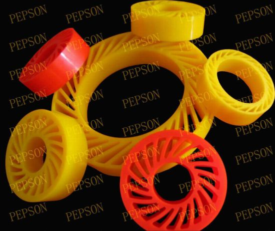Paper Roller Sun Wheel PU Wheel for Paper Production