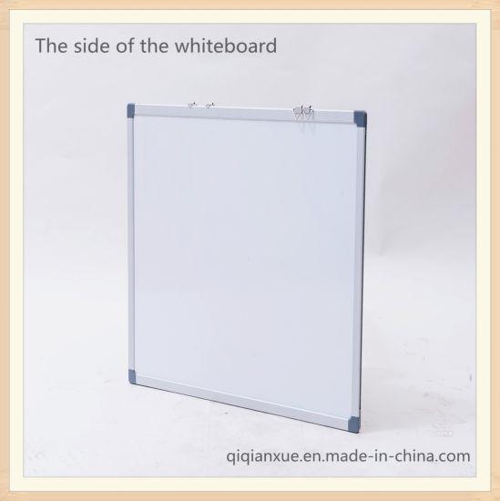 China Hot Sale Double Side Aluminate Frame Whiteboard China