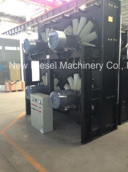 China Perkins Water Cooled Radiator for Generator Set